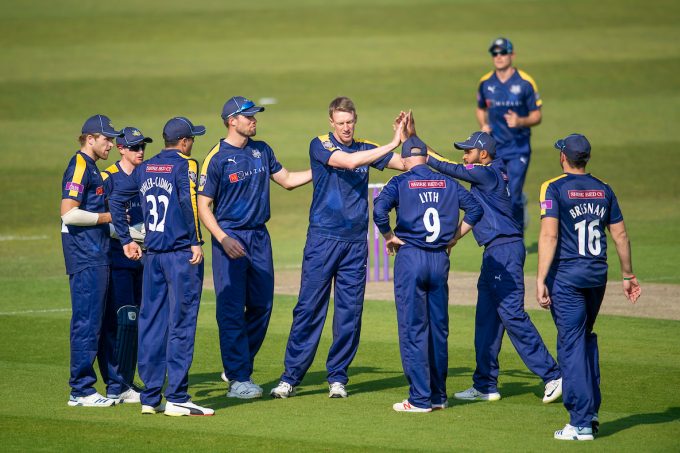 Patterson bemoans 'point lost' - News - Yorkshire County